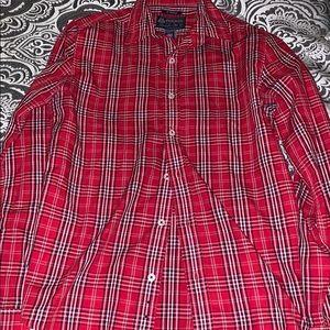 Men's American rag button down shirt